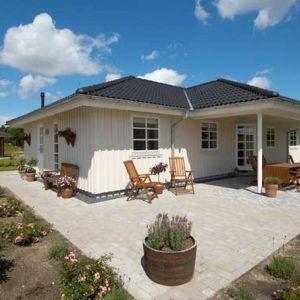 Mit green house k nnen sie ihr holzhaus unkompliziert bauen for Nordisches haus bauen