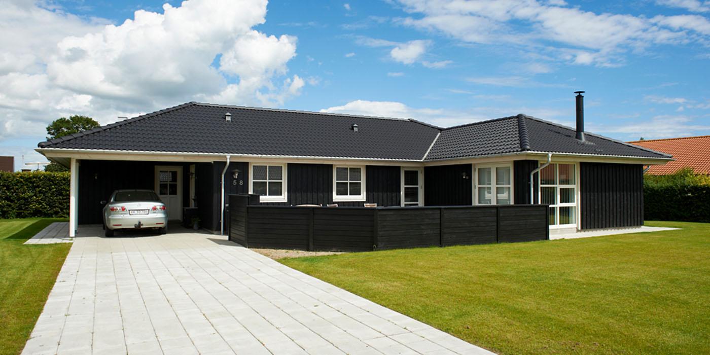Dänische Holzhäuser - Green House